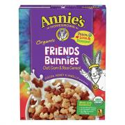 Annie's Organic Coco Honey & Vanilla Friends Bunnies Cereal