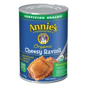Annie's Organic Cheesy Ravioli