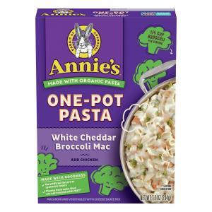 Annie's One-Pot Pasta White Cheddar Broccoli Mac