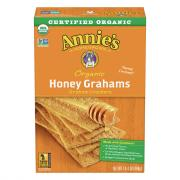 Annie's Organic Honey Graham Crackers