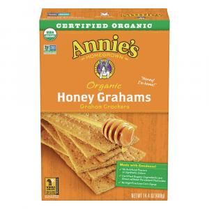 Annie's Organic Honey Graham Crackers