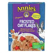Annie's Organic Frosted Oat Flakes