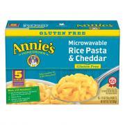 Annie's Gluten Free Microwave Pasta