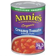 Annie's Organic Tomato & Bunny Pasta Soup