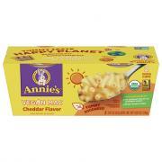 Annie's Microwave Organic Vegan Mac Pasta & Sauce