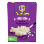 Annie's Family Size Shells & Cheese
