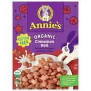 Annie's Organic Cinnabunnies Cinnamon Cereal