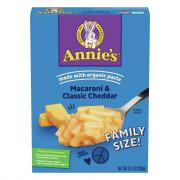Annie's Family Size Classic Macaroni & Cheese