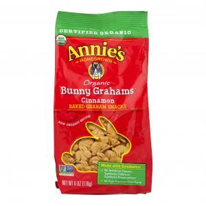 Annie's Homegrown Cinnamon Grahams Bunny