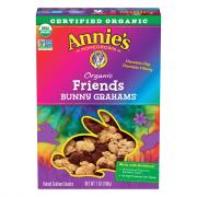 Annie's Bunny Grahams Snacks