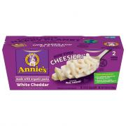 Annie's White Cheddar Macaroni & Cheese 2 Pack Cups