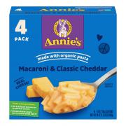 Annie's Classic Cheddar Mac and Cheese