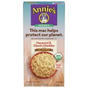 Annie's Organic Mac and Cheese
