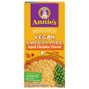 Annie's Cheesy Rice Aged Cheddar with Hidden Vegetables