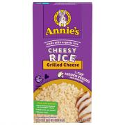 Annie's Cheesy Rice Grilled Cheese with Hidden Vegetables