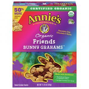 Annie's Organic Friends Bunny Grahams