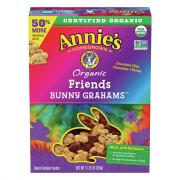 Annie's Organic Friends Bunny Grahams
