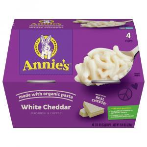 Annie's White Cheddar Macaroni & Cheese