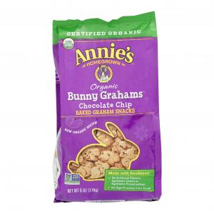 Annie's Homegrown Chocolate Chip Grahams