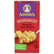 Annie's Four Cheese Macaroni & Cheese