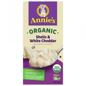 Annie's Organic Shells & White Cheddar
