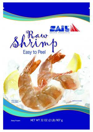 13/15 Raw Ez Peel Shrimp