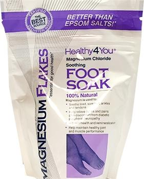 Healthy 4 You Foot Soak Flakes