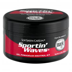 Optimum Care Stay Strong Sportin Waves Pomade