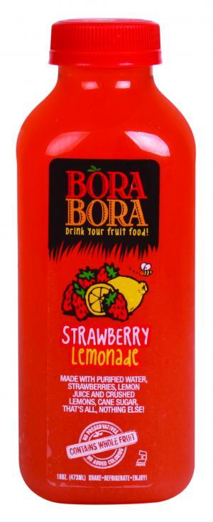 Borabora Strawberry Lemonade