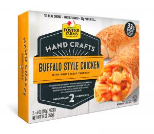 Foster Farms Hand Crafts Buffalo Style Chicken Sandwiches