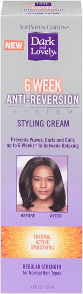 Dark and Lovely Anti-Reversion Styling Cream