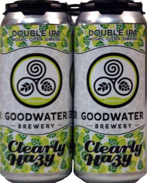Goodwater Brewery Clearly Hazy Double IPA