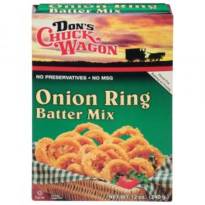 Don's Onion Ring Batter Mix