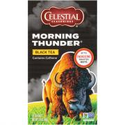 Celestial Seasonings Morning Thunder Tea Bags