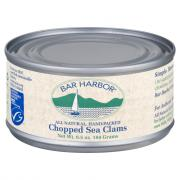 Bar Harbor Chopped Clams