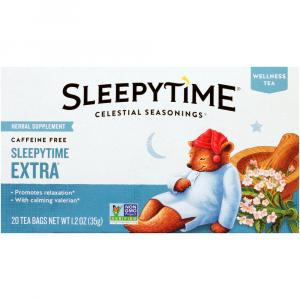 Celestial Seasonings Sleepy Time Wellness Tea Bags