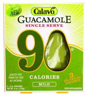 Calavo Singles Mild Guacamole