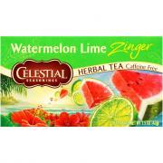 Celestial Seasonings Watermelon Lime Zinger Tea Bags
