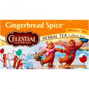 Celestial Seasonings Gingerbread Spice Tea Bags