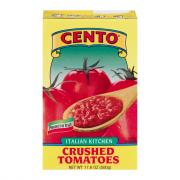 Cento Italian Kitchen Crushed Tomatoes