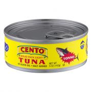 Cento Tonno Tuna in Olive Oil