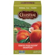 Celestial Country Peach Passion Tea Bags