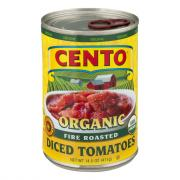 Cento Organic Fire Roasted Diced Tomatoes