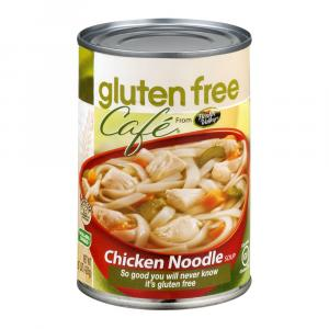 Healthy Valley Gluten Free Cafe Chicken Noodle Soup