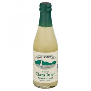 Bar Harbor Clam Juice