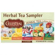 Celestial Seasonings Herb Tea Sampler Tea Bags