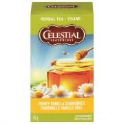 Celestial Seasonings Honey Vanilla Chamomile Tea Bags