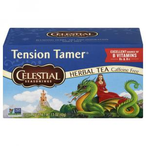 Celestial Seasonings Tension Tamer Tea Bags