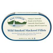Bar Harbor Wild Smoked Mackerel Fillets