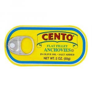 Cento Flat Anchovies